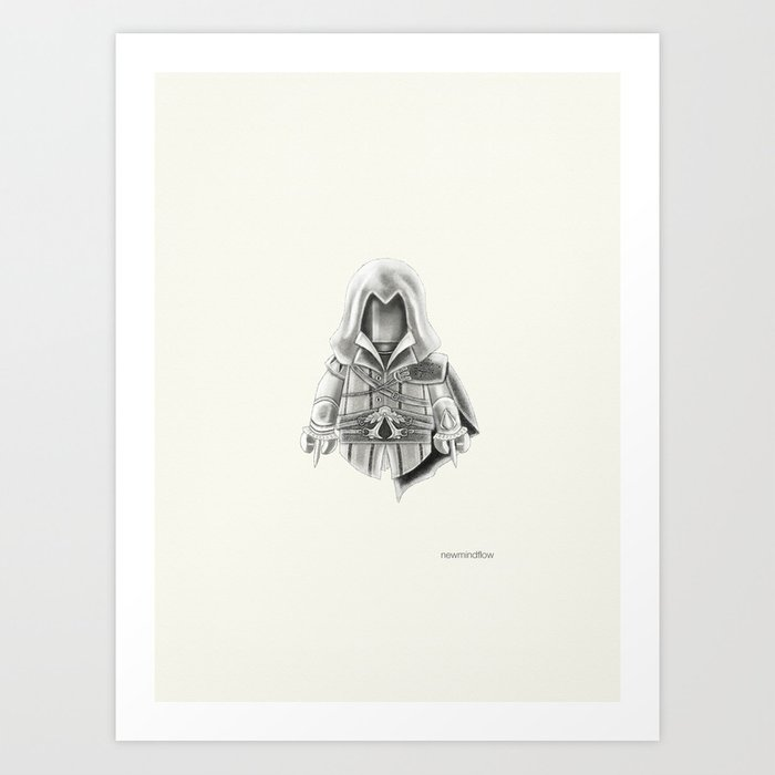 The Assassin Art Print