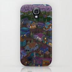 Adventure Town Slim Case Galaxy S4