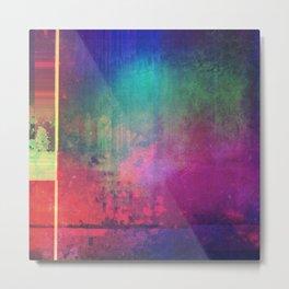 abstraction.001 Metal Print