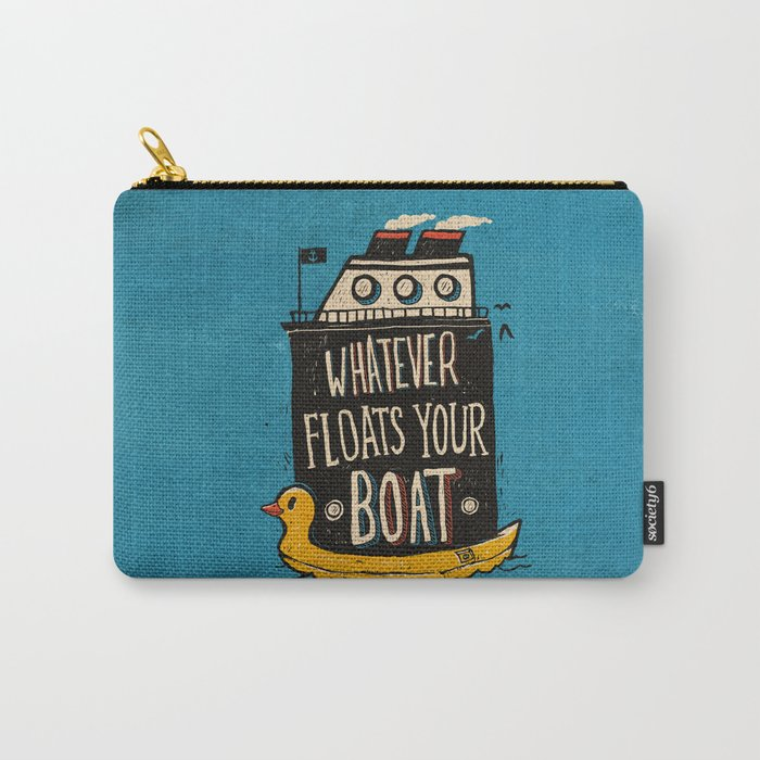 Quotes Carry-All Pouch
