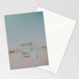 no lifeguard iii Stationery Cards