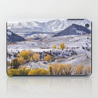 gore iPad Cases featuring Gore Range by Two Happy Campers