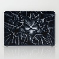 evil iPad Cases featuring Evil by GLR67