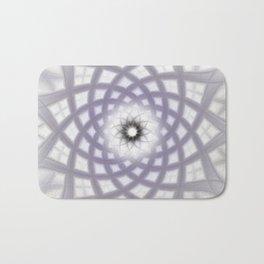 Lilac Twirl Bath Mat
