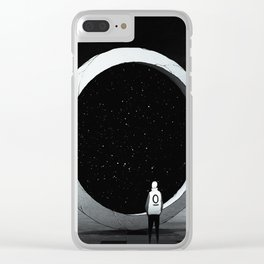 目的   Purpose Clear iPhone Case