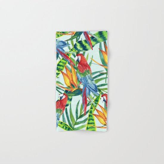 Tropical Summer #5 Hand & Bath Towel