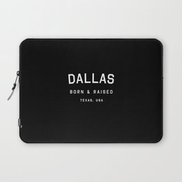 Dallas - TX, USA Laptop Sleeve