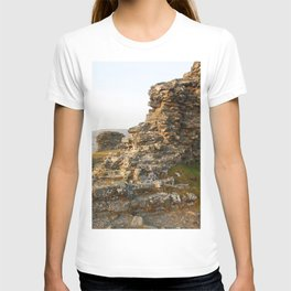 Dinas Bran Castle Ruins T-shirt