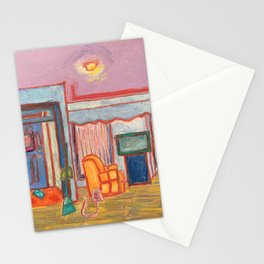 """The Spot."" Stationery Cards"