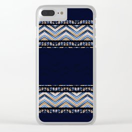 Arabian night. Clear iPhone Case
