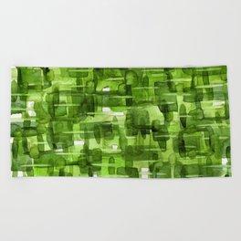 Color Jewels 10E by Kathy Morton Stanion Beach Towel