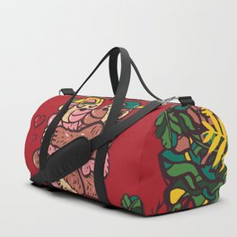 Monkey's love Duffle Bag