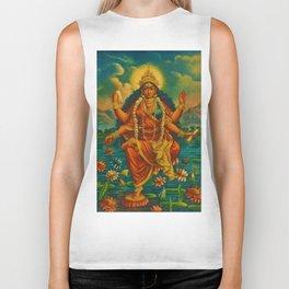 Rubino Yoga Zen Goddess Biker Tank