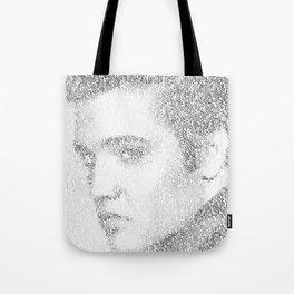 Elvis: Suspicious Minds Tote Bag