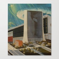 Archetyped Canvas Print