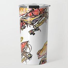 In Ex Shellfish Deo Travel Mug
