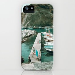 Sant'Angelo view iPhone Case