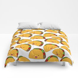 You can't make everyone happy. You're not a TACO Comforters