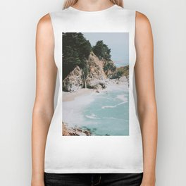 big sur / california Biker Tank
