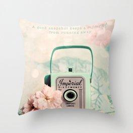 Imperial six twenty Throw Pillow