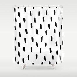 _ B A S I C Shower Curtain