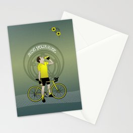 Ride Your Bike Stationery Cards