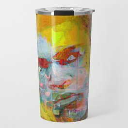 Le boxeur 2 Travel Mug