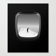 Window Seat Canvas Print