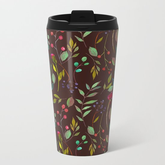 Spring is in the air #44 Metal Travel Mug