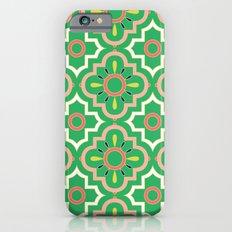 Medallions - Emerald Slim Case iPhone 6s