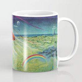 Intergalactic Travel Coffee Mug