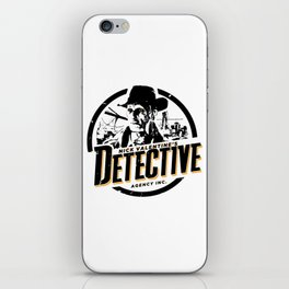 Nick Valentine - Detective iPhone Skin