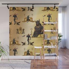 Anubis patter Wall Mural