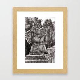 Love Sets You Free Framed Art Print