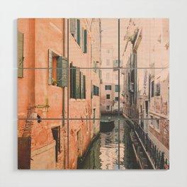 Venice I Wood Wall Art
