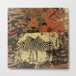 African dreams Metal Print