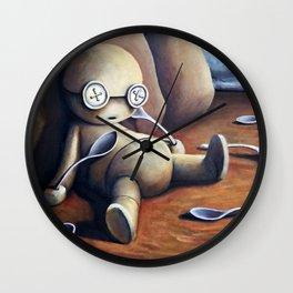 Spoonman Wall Clock