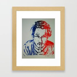 Markiplier Framed Art Print