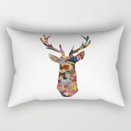 The Stag Rectangular Pillow