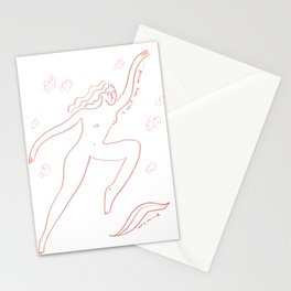I lost my mind Stationery Cards