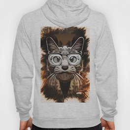 Cat Curious Hoody
