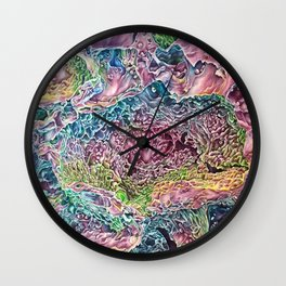 Insightful Creation Wall Clock