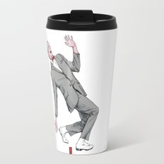 Pee Wee Herman #2 Travel Mug