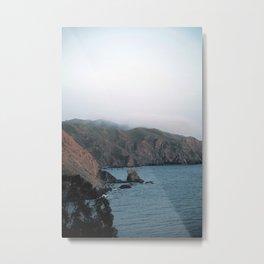 muir beach Metal Print