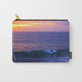 Sunset Surfers Carry-All Pouch