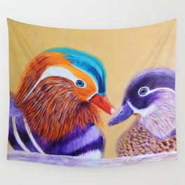 Lovers | Amants Wall Tapestry