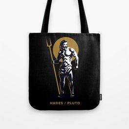 Hades / Pluto Tote Bag