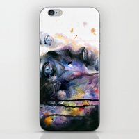 frozen iPhone & iPod Skins featuring Frozen by agnes-cecile