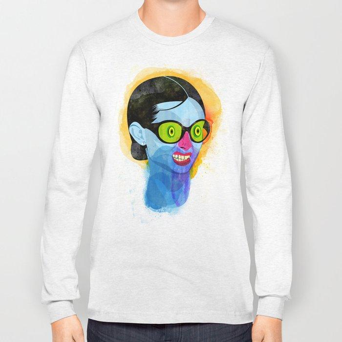 Fussy Long Sleeve T-shirt