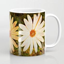 Three Little Flowers. Coffee Mug